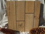 Hardwood Floor Rustic Hickory Engineered Prefinished Hand Scraped