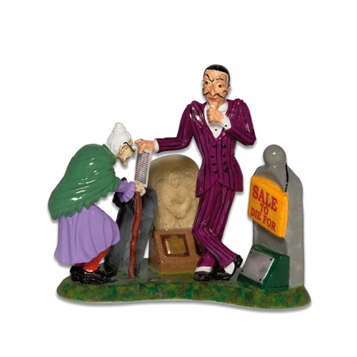 Jbigg S Little Pieces Byers Choice Carolers: How About Our Lay A Way Plan Halloween Department 56