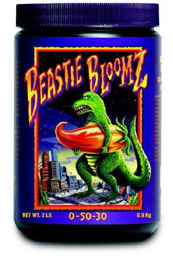 Beastie Bloom Soluble Feritlizer (0-50-30) by Fox Farm - 1lb