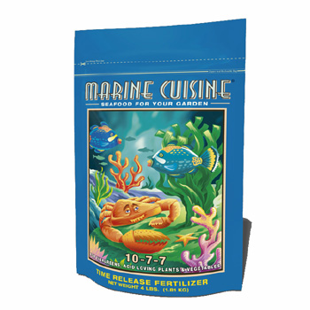 Marine Cuisine (10-7-7) Time Release Fertilizer by Fox Farm - 4lb.